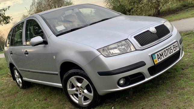 Skoda Fabia 1,4 16V 101 hp