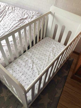 Łóżeczko niemowlęce dziecięce
