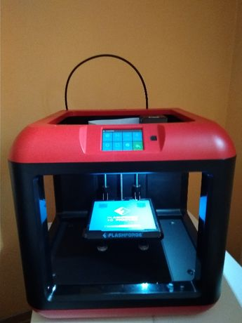 Drukarka 3D FlashForge Finder 2 + 7 kg filamentów - jak nowa!