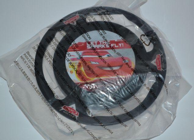 новая тарелка непроливайка с тачкой маквин thi kid-proof spill-proof b