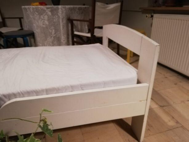 Łóżko dziecięce z materacem 180x80cm