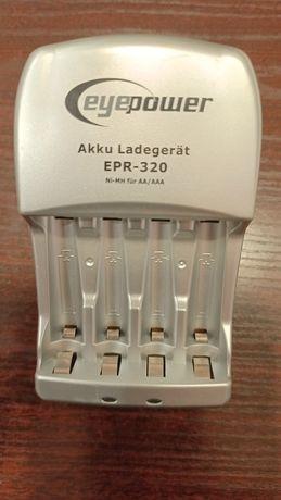 Ładowarka do akumulatorków AA AAA NI-MH NI-CD eyepower EPR-320