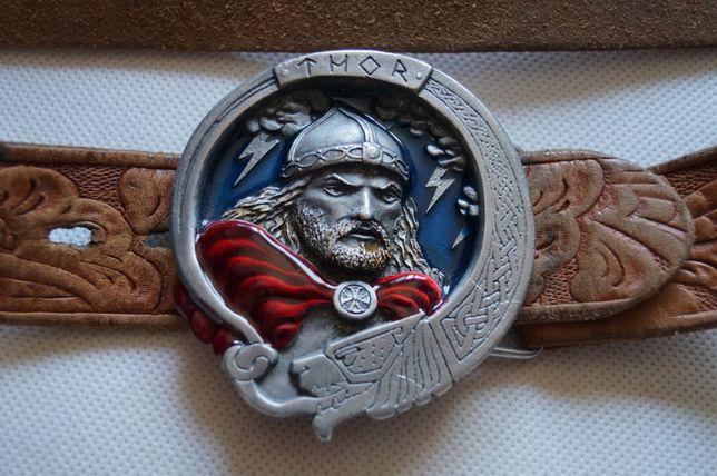 Pasek Heroic Viking USA orginal Unikat