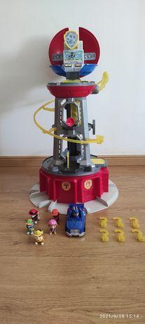 "Patrulha Pata - Torre Gigante ""Mighty Pups"" (Como Novo)"