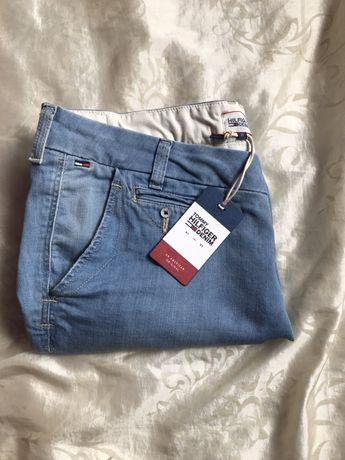 Tommy Hilfiger spodnie jeans shorty krótkie spodenki Calvin Klein