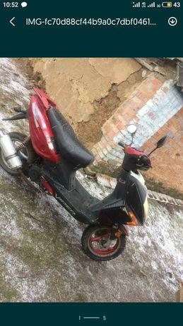 продам скутер требует рук