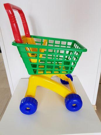 Wozek sklepowy dla dzieci polesie