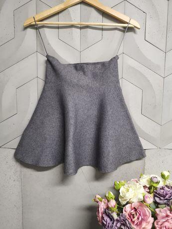 Szara spódnica Zara M