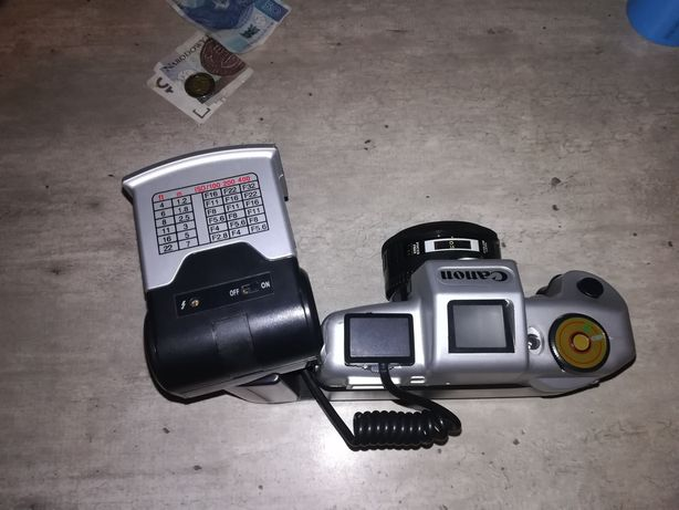 Stary aparat canon