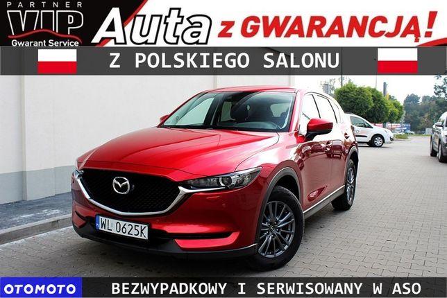 Mazda CX-5 2.2 D Skymotion LIFT 58500+VAT Salon PL F vat 23% Gwarancja