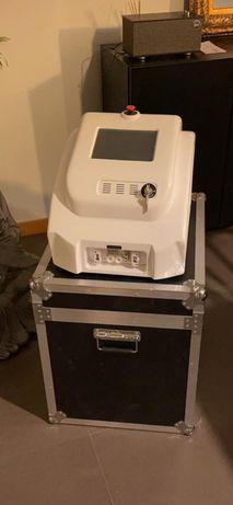 Maquina Laser NdYag Remoção tatuagens e Rejuvenescimento da pele
