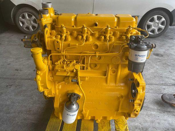 Silnik Perkins A4 4P po remoncie 4.236 4.248 JCB 3CX Ursus MF Landini