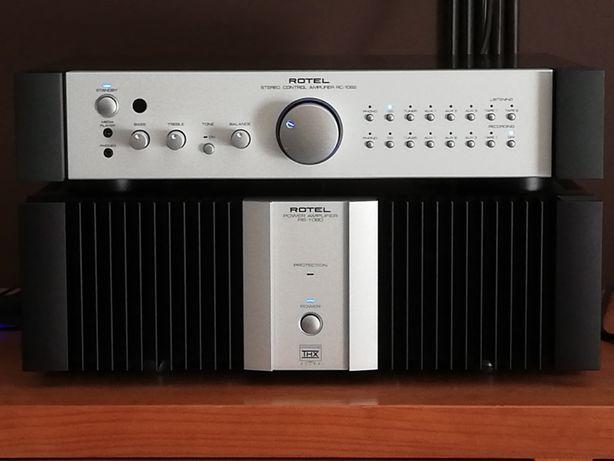 Rotel RB1080 P amp