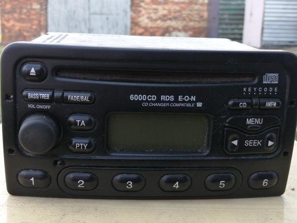 Radio do typu auta ford