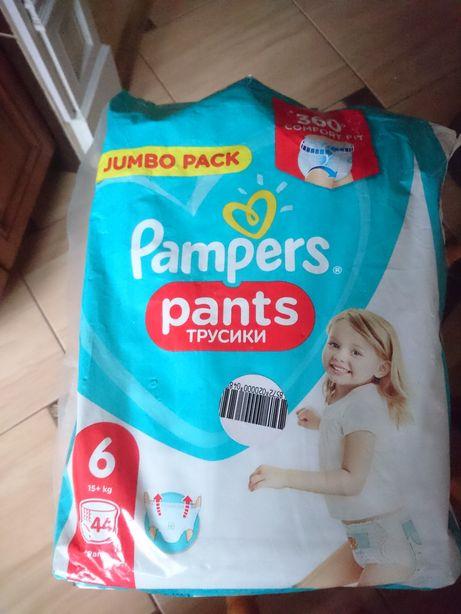 Pampers Pants 6 (остаток 24шт).