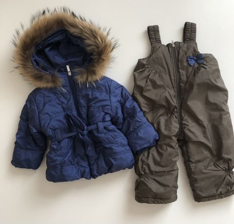Комбинезон и куртка зимние фирма Войчик