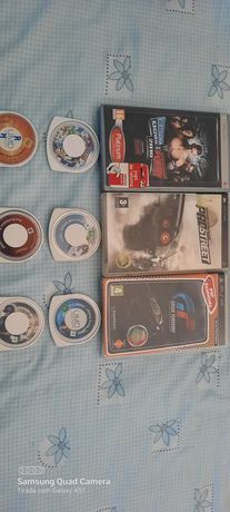 Jogos PSP usados
