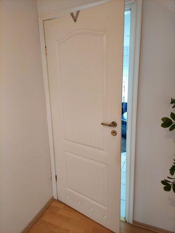 Drzwi wewnętrzne łazienkowe Prawe