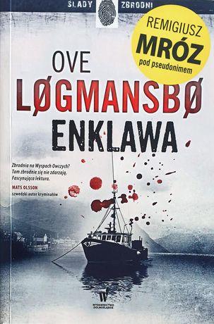 Trylogia Enklawa-Połów-Prom Remigiusz Mróz