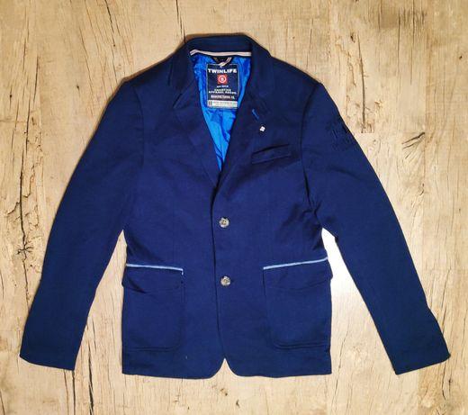 Трикотажный подростковый пиджак Twinlife
