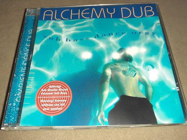 Alchemy Dub Sub bass dance orgy