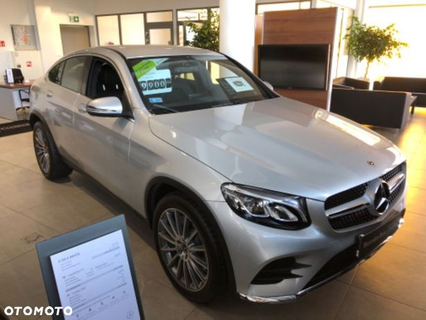 Mercedes-Benz GLC Brutto 23% Coupe AMG Benzyna 4 matic Salon PL 1...