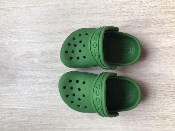 Crocs  С4 оригинал детские