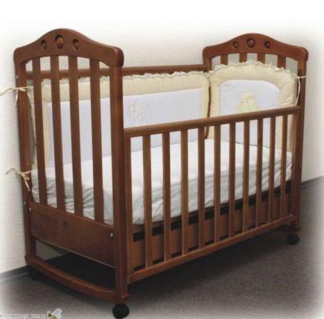 Верес Соня ЛД5 кровать диванчик кроватка деревянная до 5 лет