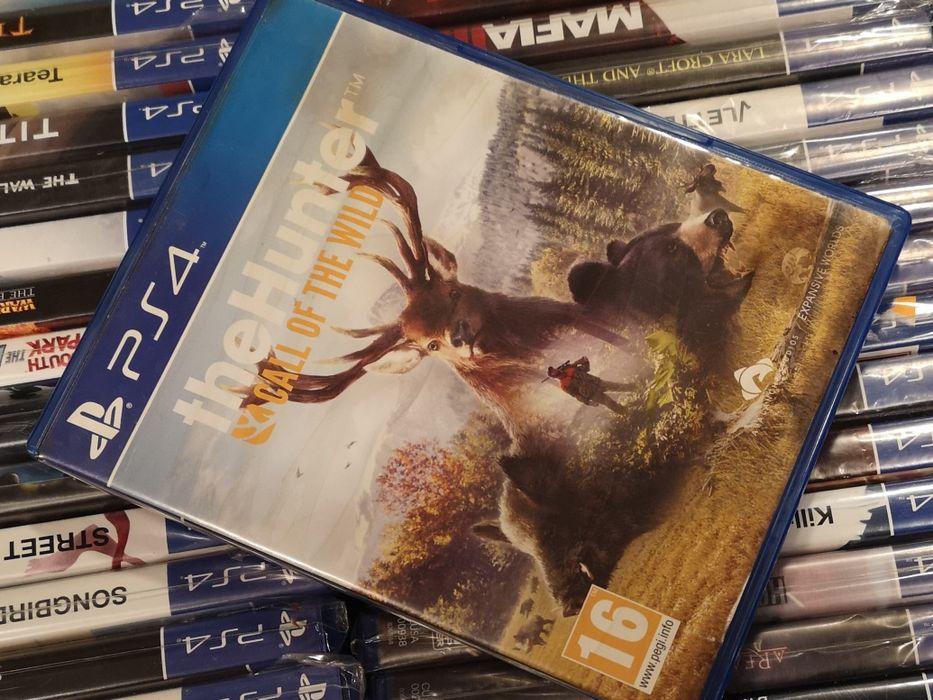 HUNTER Call of the Wild PS4 sklep Ursus Warszawa - image 1