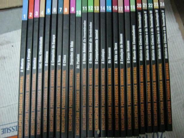 Coleçao Enciclopédia Pedagógica Universal