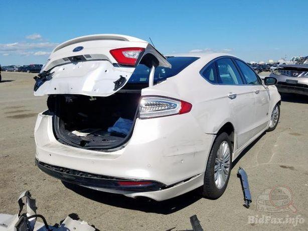 Разборка Ford Fusion Titanium 2.0L 2014 USA Запчасти Фьюжн