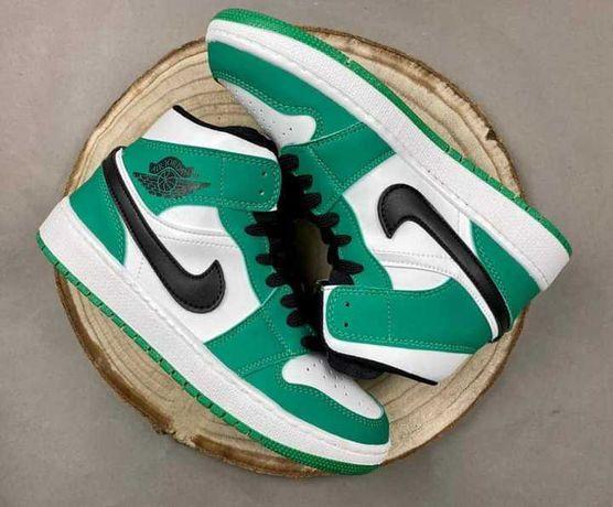 Sapatilhas Nike Air Jordan Verde