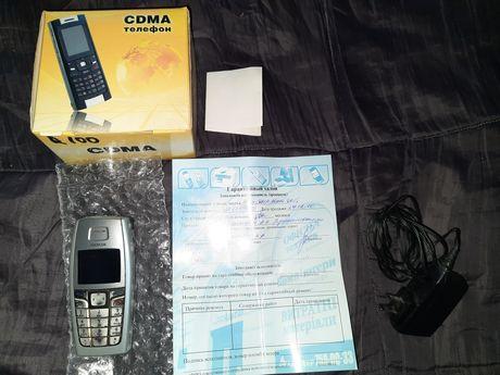 Продам Nokia 6015 CDMA в рабочем состоянии