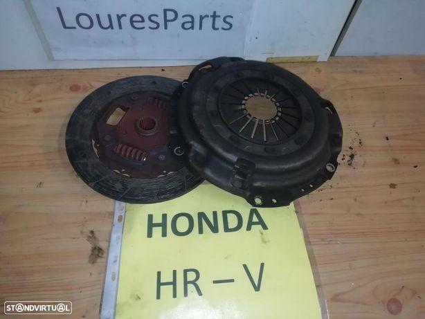 Disco e prato embraiagem Honda HRV