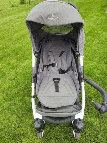 Wózek dla dziecka Bebetto Luca gondola i spacerówka