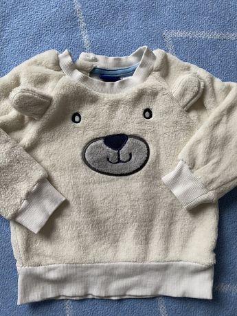 Sweterek Miś r. 80