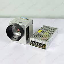 Peças laser fibra, CO2, CO2 RF e UV. - CABEÇA GALVO