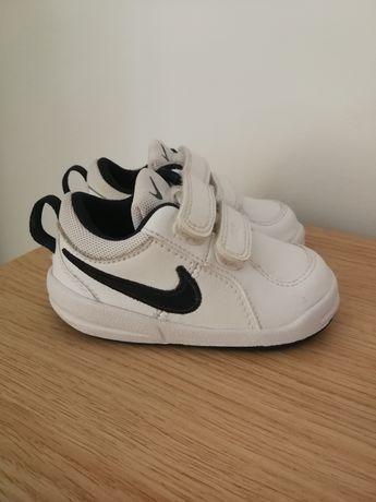 Buty sportowe Nike Tico 21 skórzane na rzepy
