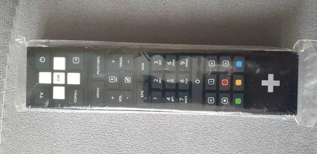 Pilot nc+ ncplus canal wifipremium box wifibox + baterie oryginalny
