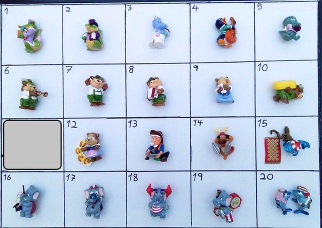 Miniaturas & Bonecos Kinder