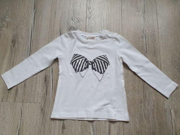 Koszulka dziewczęca Coccodrillo rozm 92