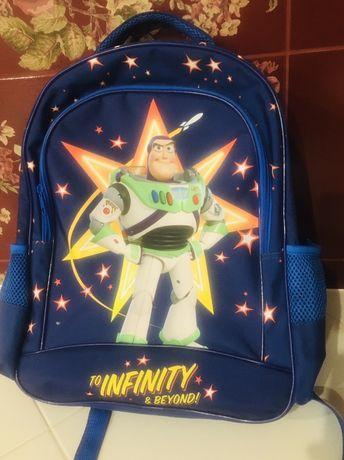 Рюкзак шкільний «Країна іграшок»