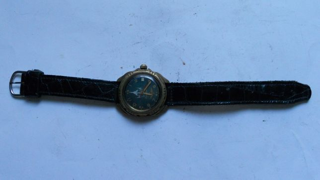 Продам наручний водонепроникний механічний годинник Командирские