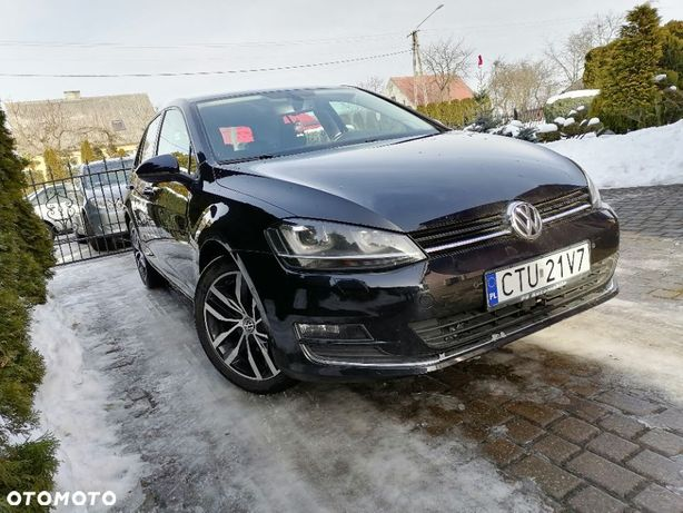 Volkswagen Golf VII 1.6Tdi 110Km BlueMotion Technology !! Ciekawa wersja !!