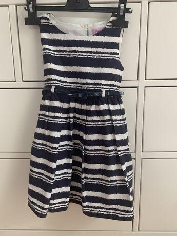 Sukienka na 3-4latka firmy f&f