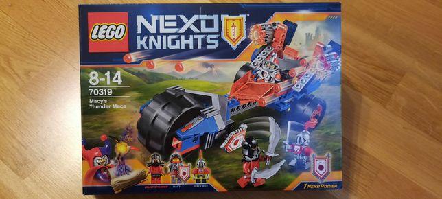 LEGO Nexo Knights (70319) Блочный конструктор Громовая булава Мейси
