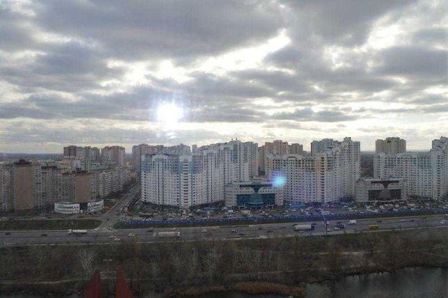 Срибнокильская 12, Видовая 3х ком 126м2, Позняки Осокорки