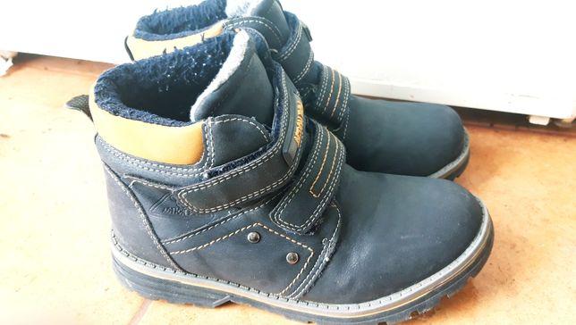 Buty trzewiki zimowe chłopięce Action Boy