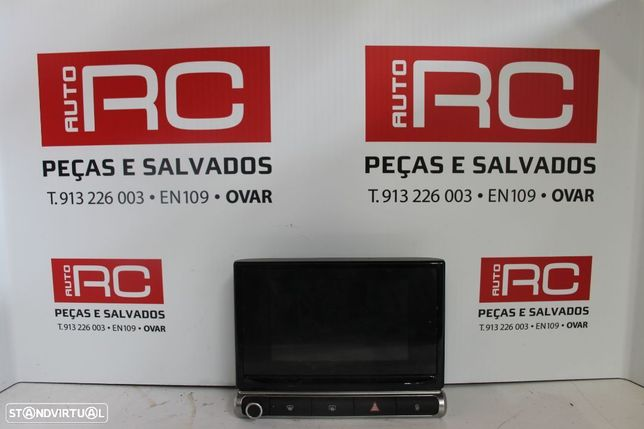 Auto Radio CD Citroen C3 Aircross