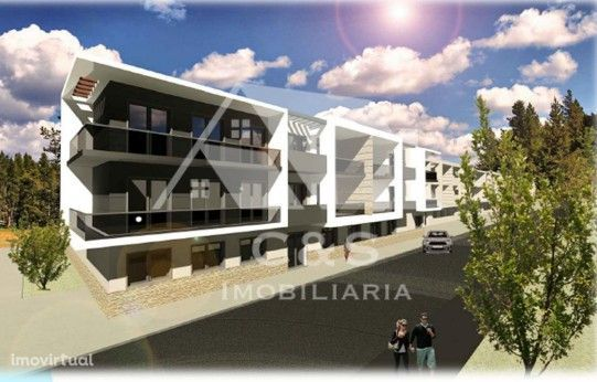 Apartamento T2 em Fase de Construção com Terraço